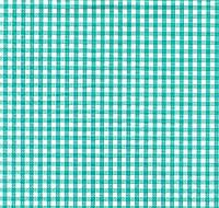 Салфетка для декупажа Клетки зелёные, 33х33 см