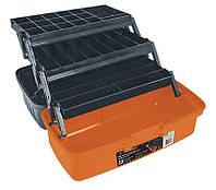 Ящик для инструмента Truper CPE-16N, мульти 400х250х210 мм