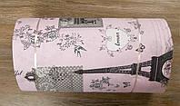 Ткань ранфорс - Alsace rose розовый 62678. Турция