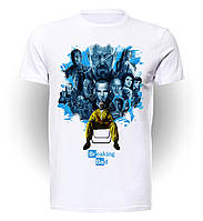 Футболка GeekLand Во все тяжкие Breaking Bad all BB.01.001