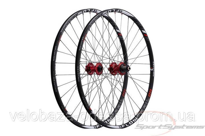 Колеса FLOWTRAIL-27.5-BLK, фото 2