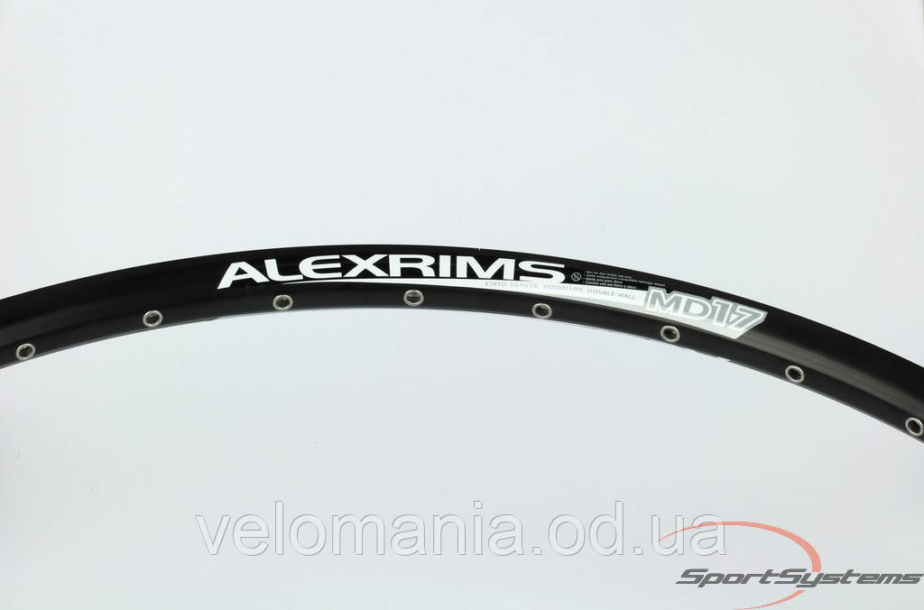 Обод ALEXRIMS MD17-26-32H-B