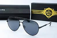 Солнцезащитные очки Dita черные , фото 1