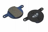Гальмівні колодки KLS D-12s для Magura Julie напівметал