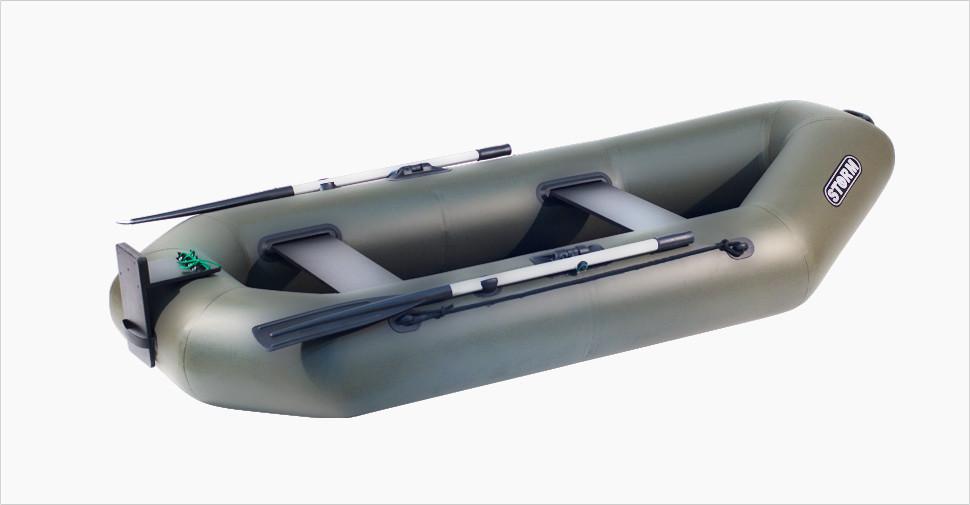 Надувная лодка Aqua-Storm (Шторм) ST260 Dt
