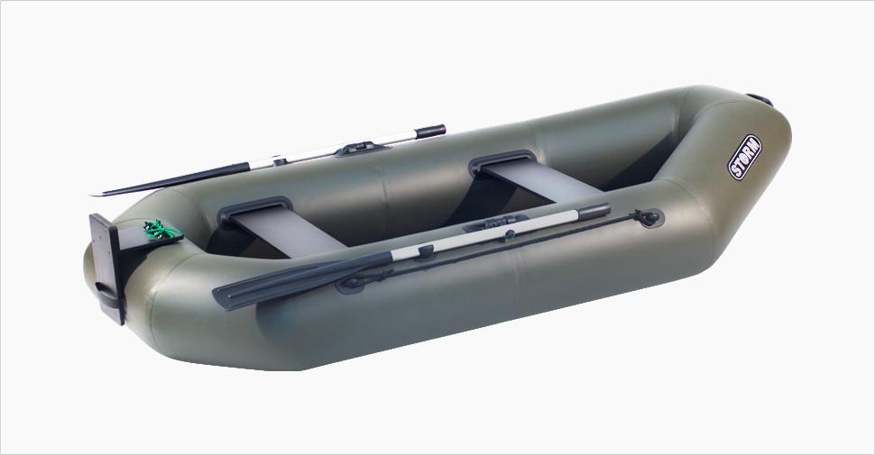 Надувная лодка Aqua-Storm (Шторм) ST280 Dt