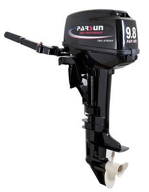 Лодочный мотор Parsun (Парсун) T9.8BMS, фото 2