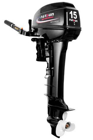 Лодочный мотор Parsun (Парсун) T15BMS, фото 2