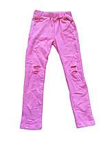 Трикотажные спортивные штаны для девочек, Grace, размеры 116-146. арт. G 70726-3