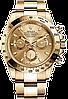 Часы Rolex Daytona кварцевые мужские,ролекс дайтона золотые