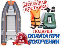 Надувная лодка KOLIBRI (Колибри) KM-360DSL