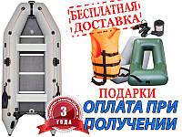 Надувная лодка KOLIBRI (Колибри) КМ-360D