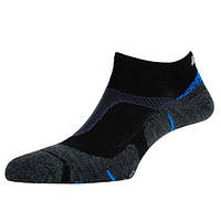 Шкарпетки чоловічі P.A.C. Basic Bike Sneaker Men чорний 44-47