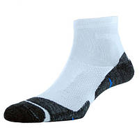 Шкарпетки чоловічі P.A.C. Running Pro Short Men White 40-43