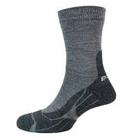 Шкарпетки чоловічі P.A.C. Trekking Light Men Grey 44-47