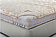 Наматрасник с угловыми фиксаторами (жаккард), фото 2