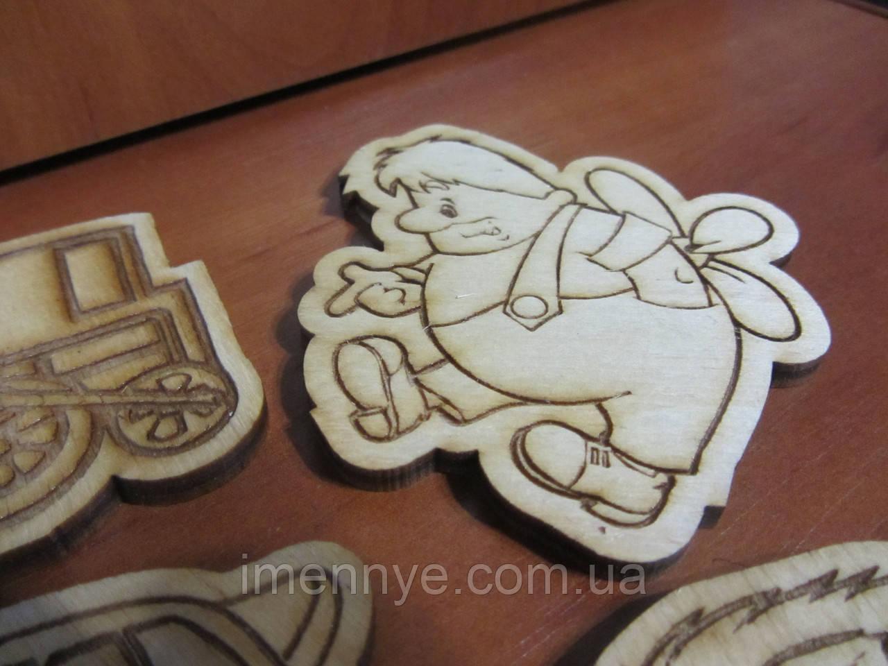 Деревянные сувениры под заказ