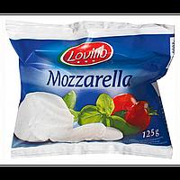 Сыр порционный-Mozzarella (Моццарелла) Lovilio