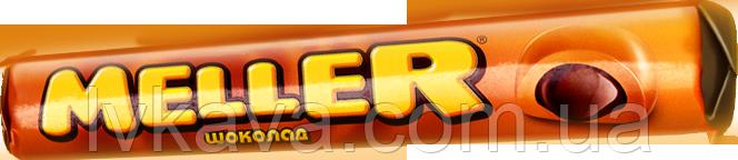 Жевательные драже Meller шоколад, 38 гр
