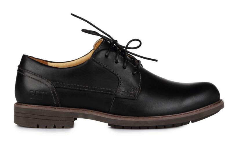 Классические мужские ботинки Caterpillar Borg Black