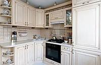 Кухня с пленочными фасадами Киев, фото 1