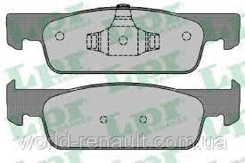 Комплект передних тормозных колодок на Рено Логан 2, Сандеро Stepway 2/ LPR 05P1702
