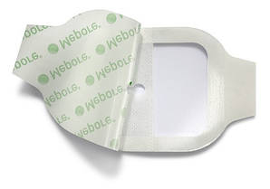 Mepore IV / Мепор - повязка для фиксации катетеров 5,5 х 5 см