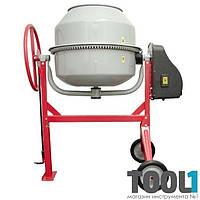 Бетоносмеситель 550 Вт, 180 л, 30 об/мин INTERTOOL DT-9180