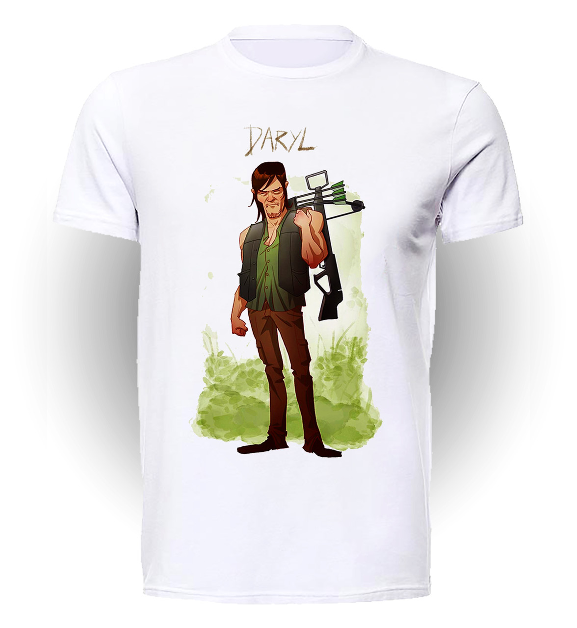 Футболка Geek Land Ходячие Мертвецы The Walking Dead daryl WD.001.46