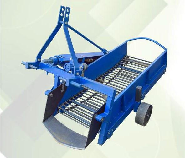 Картофелекопалка транспортерная тракторная(для уборки картофеля, красной свеклы, лука и чеснока)