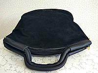 Замшевые женские сумки, фото 1