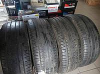 Шины летние б/у 235/55 R19 Лето Pirelli комплект. Протектор 6,5-7мм, фото 1