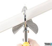 Ножницы для резки пластиковых профилей MASTERTOOL 01-0200