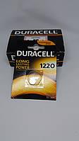 Часовая батарейка Duracell CR1220