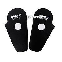Лапы кикбоксерские кожаные Boxer (bx-0059)