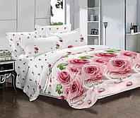 """Комплект постельного белья Тиротекс бязь """" Розовый жемчуг"""""""