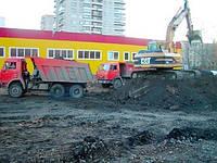 Вывоз строительного мусора, уборка участка, вывоз мусора Киев