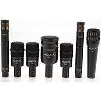 Інструментальні мікрофони