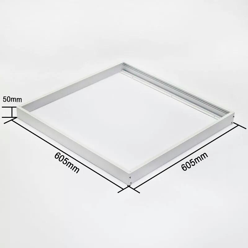 Рамка накладного монтажа для светодиодной панели 60*60см