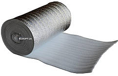 Газовспененный полиэтилен с металлезированной пленкой 4мм. НПЭ+Лавсан)