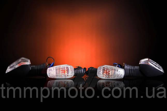 Повороты мини MAX-100 длинная ножка ( комплект 4 штуки ), фото 2