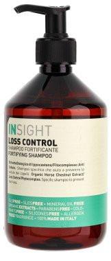 Шампунь укрепляющий против выпадения волос Insight Loss Control Fortifying Shampoo 400ml