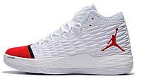 Мужские кроссовки Nike Jordan Melo M13 White