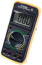 Цифровой мультиметр DT-9208 A!Акция, фото 3