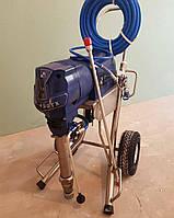 Окрасочный аппарат ЕP450 TX (шпатлевка, огнезащита, жидкая резина) более мощный аналог GRACO Mark V - VII
