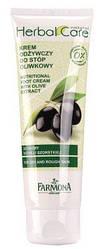 """Крем для ног """"Зеленая Оливка"""" Farmona Herbal Care, 100 ml."""