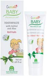 Зубная паста «Красные ягоды» Natura House Baby Cucciolo Toothpaste