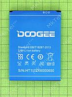Акумулятор Doogee X6 3000mAh Оригинал Китай