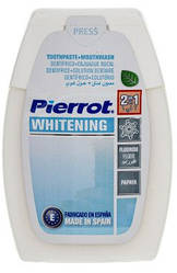 "Зубная паста 2в1 Pierrot Whitening ""Отбеливающая"", 75 ml. Ref.73"