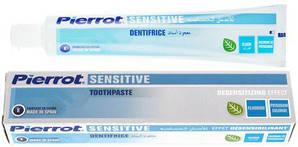 Зубная паста для чувствительных зубов Pierrot Sensitive Toothpaste, 75 ml. Ref.94